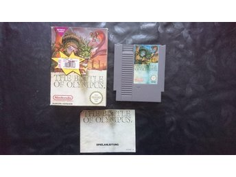 NES The Battle Of Olympus