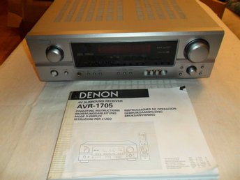 Denon AVR-1705 surround receiver