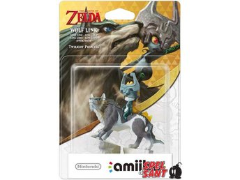 Nintendo amiibo Zelda Collection (Wolf Link)