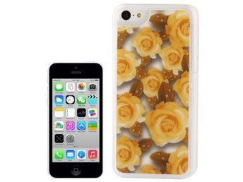 iPhone 5C Rosskal Gul
