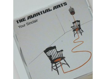 The Martial Arts - Your Sinclair - CD 2006 Sweden