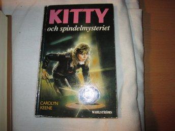 Carolyn Keene - Kitty och spindelmysteriet /nr 1798-99