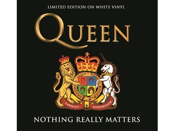 Queen: Nothing really matters 1981 (White) (Vinyl LP)