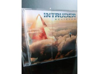 INTRUDER - Believer CD *Ny & Inplastad*