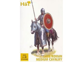 HäT - Late Roman Medium Cavalry 1/72