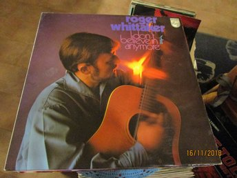 ROGER WHITTAKER - I DON'T BELIEVE IN IF ANYMORE - LP