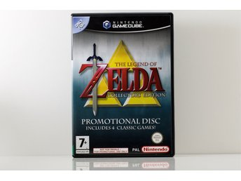 Zelda Collectors Edition - Nintendo Gamecube (Wii), PAL. Mycket fint skick!