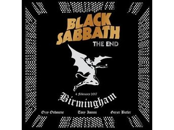 Black Sabbath: The end - Live 2017 (Digi) (Blu-ray + CD)