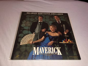 Maverick - Widescreen edition - 2st Laserdisc