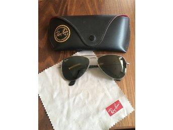 Ray-Ban solglasögon junior aviators (338270894) ᐈ Köp på Tradera f3adfee317dcc