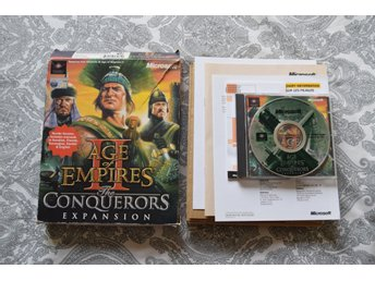 Age of Empires 2 II: The Conquerors (Expansion    (353588766