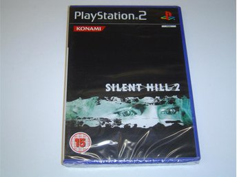 Silent Hill 2 Sony Playstation 2 PS2 *NYTT*