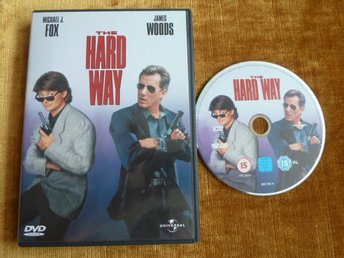 THE HARD WAY, DVD, VIDEO, FILM