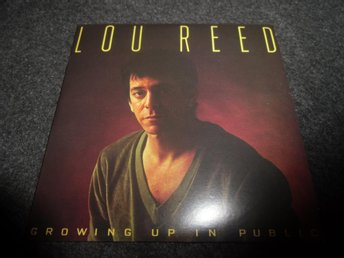 Lou Reed - Growing up in public - CD - (1980) - Ny