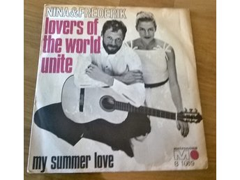 Nina & Frederik - Lovers Of The World Unite, My Summer Love