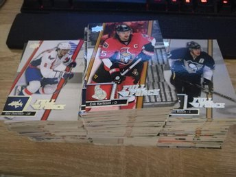 2015-16 UPPER DECK FULL FORCE - 355 STYCKEN BLANDADE BASEKORT - Sandared - 2015-16 UPPER DECK FULL FORCE - 355 STYCKEN BLANDADE BASEKORT - Sandared