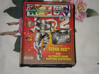 Super Nintendo/SNES: Pro Action Replay 2 (importadapter)
