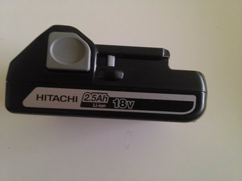 Hitachi batteri Li- ion / 18 v 2.5 Ah / BSL 1825