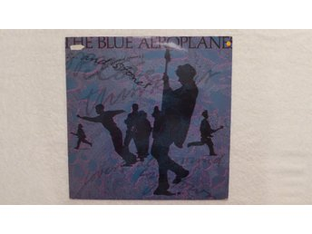 THE BLUE AEROPLANES - LP - AND STONES - ROCK!!!