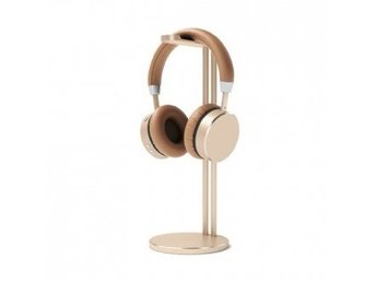 Satechi Slim Aluminium Headphone Stand -ROSE GULD