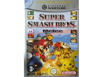 Super Smash Bros Melee - Players Choice - Gamecube