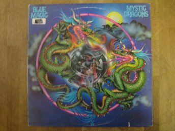 Blue Magic- Mystic Dragons (LP) USA-Press på Atco.Toppskick!