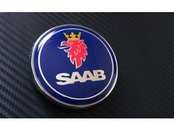 Javascript är inaktiverat. - Borgholm - SAAB Emblem fram / huvemblem. Fästes bak. Passar SAAB 9-3, SAAB 9-5 med flera. Diameter: 68 mm 2-Pin Anslutning Väldigt enkelt att byta ut mot ett nytt emblem, bort med det gamla och i med det nya! Kontrollmät gärna eran storlek och anslutn - Borgholm