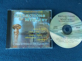 ESOTERA SOUNDS - Reflections Of Mystery CD 1999 Oldfield Levantis Enya covers