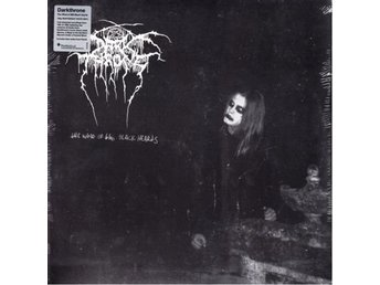 DARKTHRONE-Ny LTD 2LP 1000ex 180g-The Wind Of 666 Black Hearts-Rehearsal 1991+92