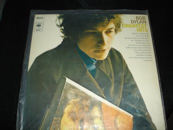 """Lp"" Bob Dylan - Greatest Hits"