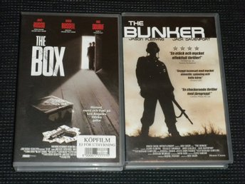 VHS - THE BOX / THE BUNKER
