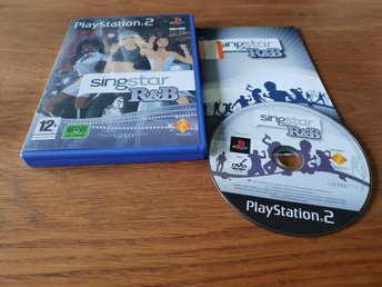 SINGSTAR R&B PS2 BEG