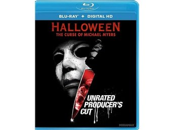 Halloween 6: The Curse Of Michael Myers - Unrated Producer's Cut (BLU-RAY)