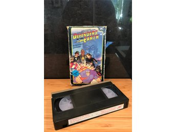 Defenders of the Earth | Tecknat VHS | Select Video 1986