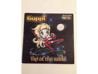 GUPPI - TOP OF THE WORLD. GOTHIA CUP OFFICIAL SONG 2002. NY.
