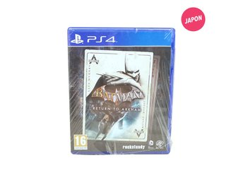 Batman: Return to Arkham (NYTT / PS4)