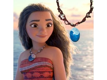 Disney moana vaiana cosplay halsband the heart of Te fiti