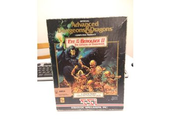 Eye of the Beholder II - The Legend of Darkmoon (BOXED)
