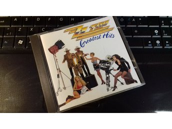 ZZ Top - Greatest Hits - CD 1992 - VG+