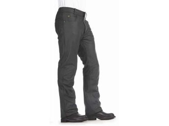 MC-byxor Triumph Mens western leather jeans Stl 50