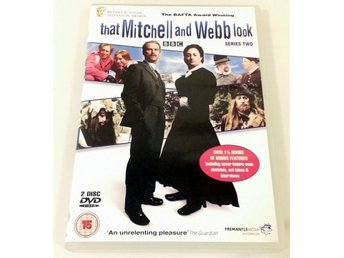 That Mitchell and Webb Look - säsong 2 (2-disc DVD) - Stockholm - That Mitchell and Webb Look - säsong 2 (2-disc DVD) - Stockholm