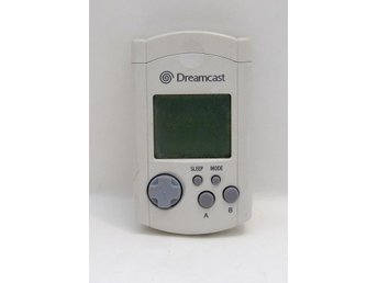 Memory card minneskort 2MB ? Dreamcast