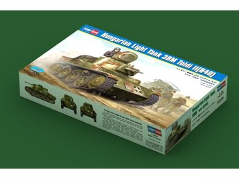Hobby Boss 1/35 Hungarian Light Tank 38M Toldi II (B40)