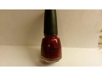 China Glaze 14ml Ruby pumps