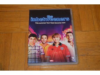 The Inbetweeners - The Movie DVD 2011 - DVD