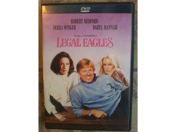 Legal Eagles (Robert Redford) Utgången ! NY - Sala - Legal Eagles (Robert Redford) Utgången ! NY - Sala