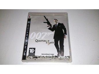 - 007 Quantum of Solace PS3 - - Arvidsjaur - - 007 Quantum of Solace PS3 - - Arvidsjaur