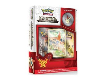 Mythical Pokemon Collection Vicitini