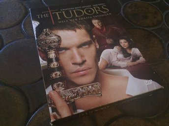 Dvd Film - The Tudors Säsong 1 Tv-serie
