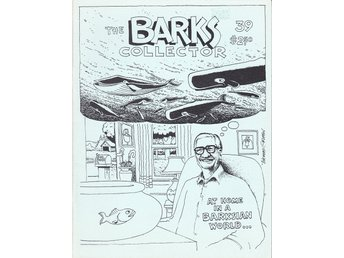 The Barks Collector nr 39 (1988) / VF / mycket snygg
